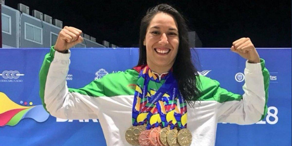 Conade repartirá más de 10 millones de pesos a medallistas de JCC