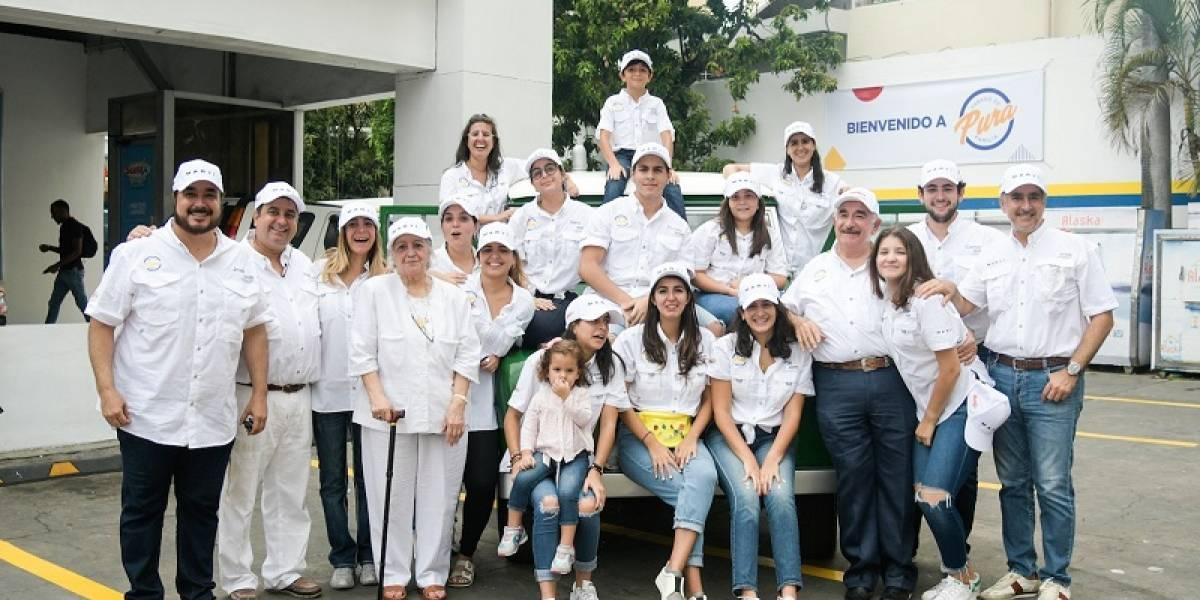 "#TeVimosEn: MARTí y Sunix celebran compartir ""Sábado de Pura Familia"""