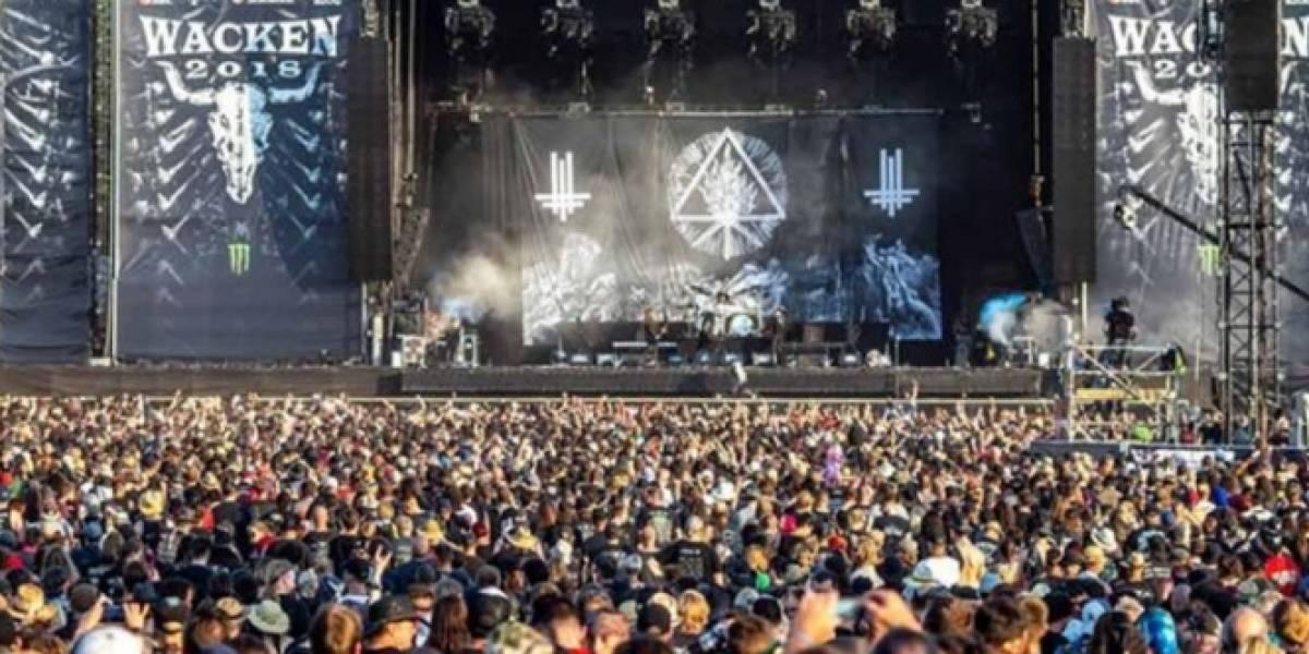 Abuelos escapan de asilo para ir a concierto de heavy metal
