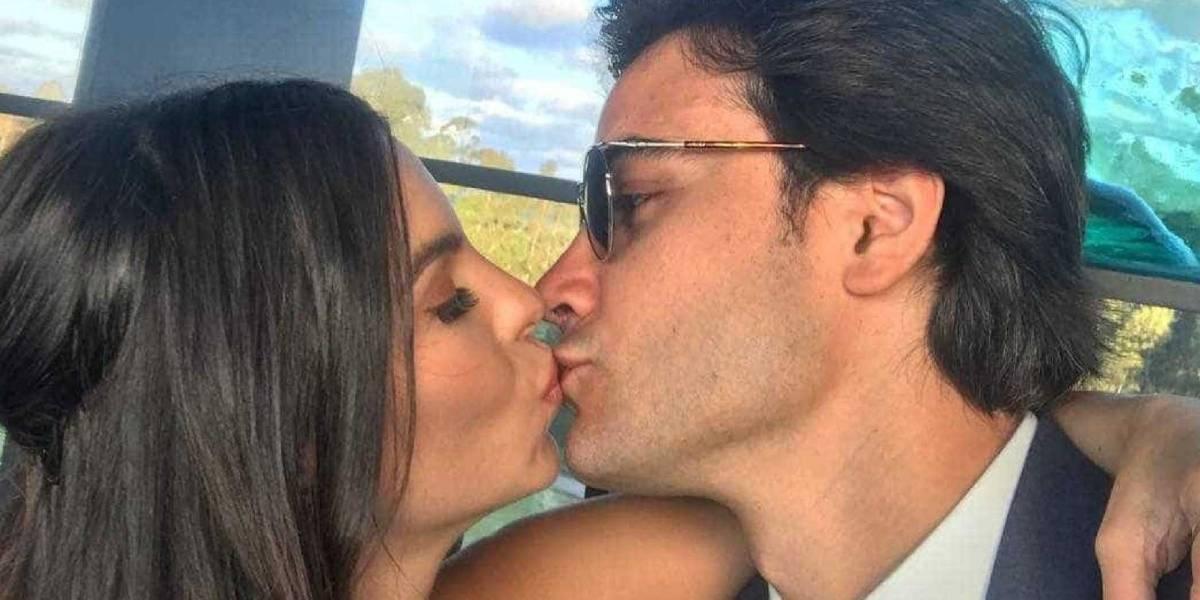 Sthefany Brito mostra primeira foto de seu casamento na Itália; confira