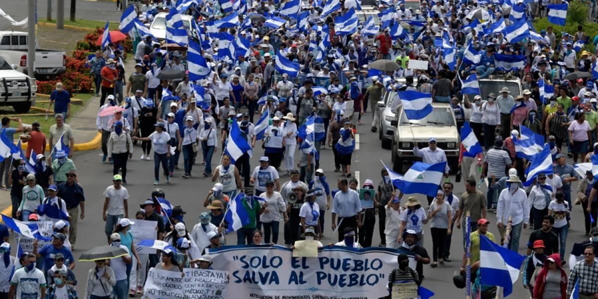 Desapariciones forzadas: Nicaragua vive una pesadilla