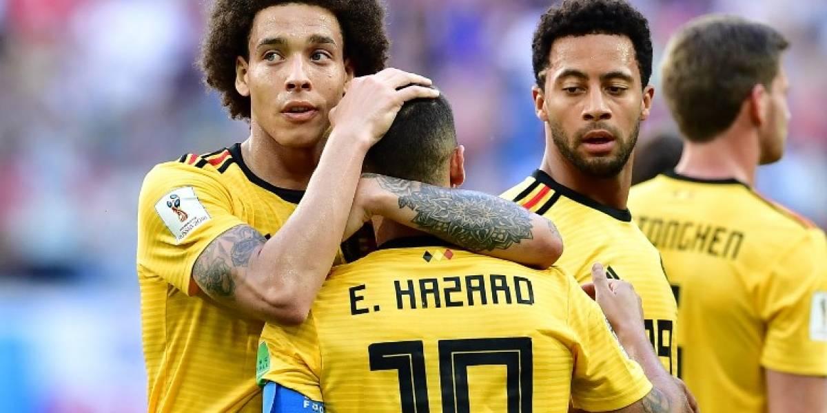 El Dortmund ficha a una de las estrellas de la Selección de Bélgica