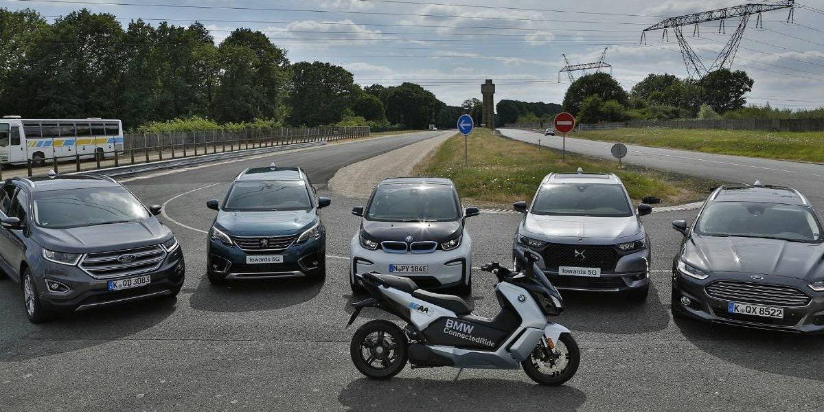 Realizan la primera prueba de interoperabilidad entre vehículos