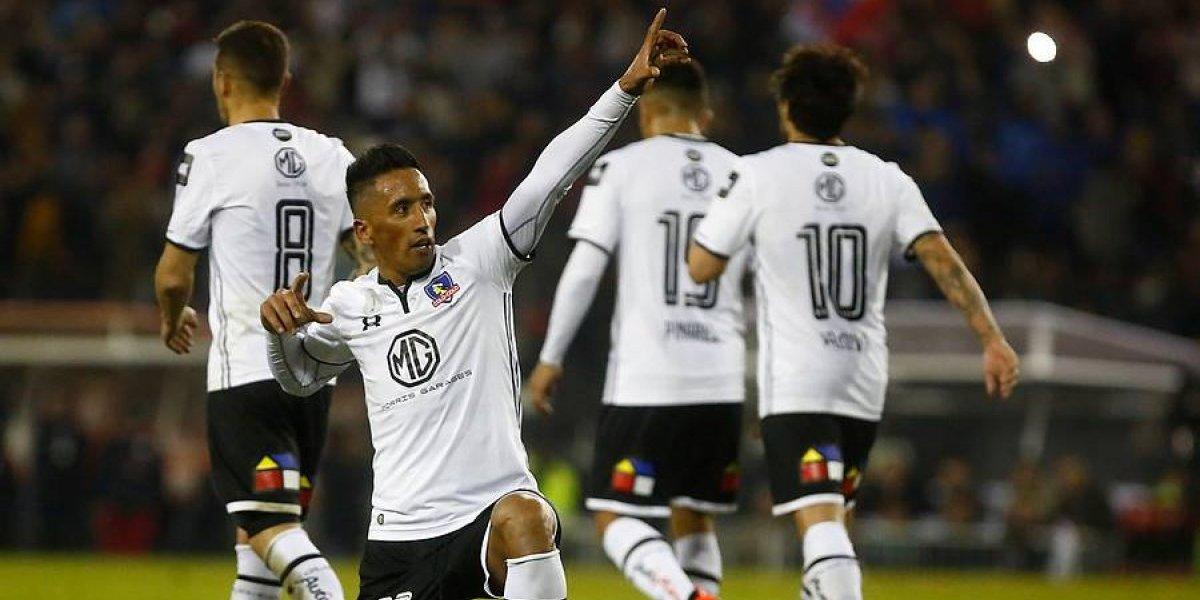 Con Lucas Barrios recuperado: la formación que prepara Colo Colo para el vital duelo ante Corinthians