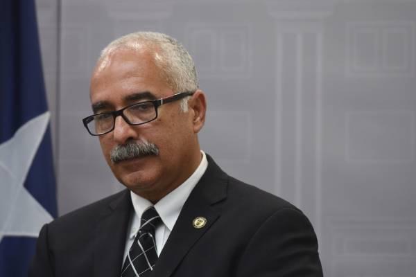 Raúl Maldonado, secretario de la gobernación, defendió al gobernador en una entrevista de Radio.