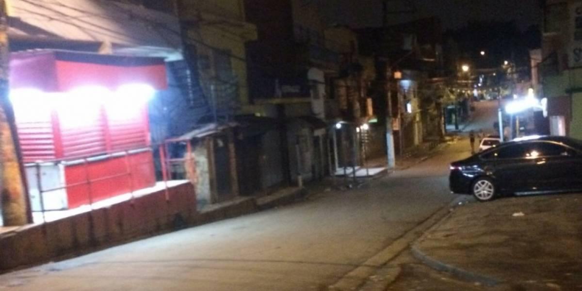 Noite sem baile funk em Paraisópolis surpreende moradores