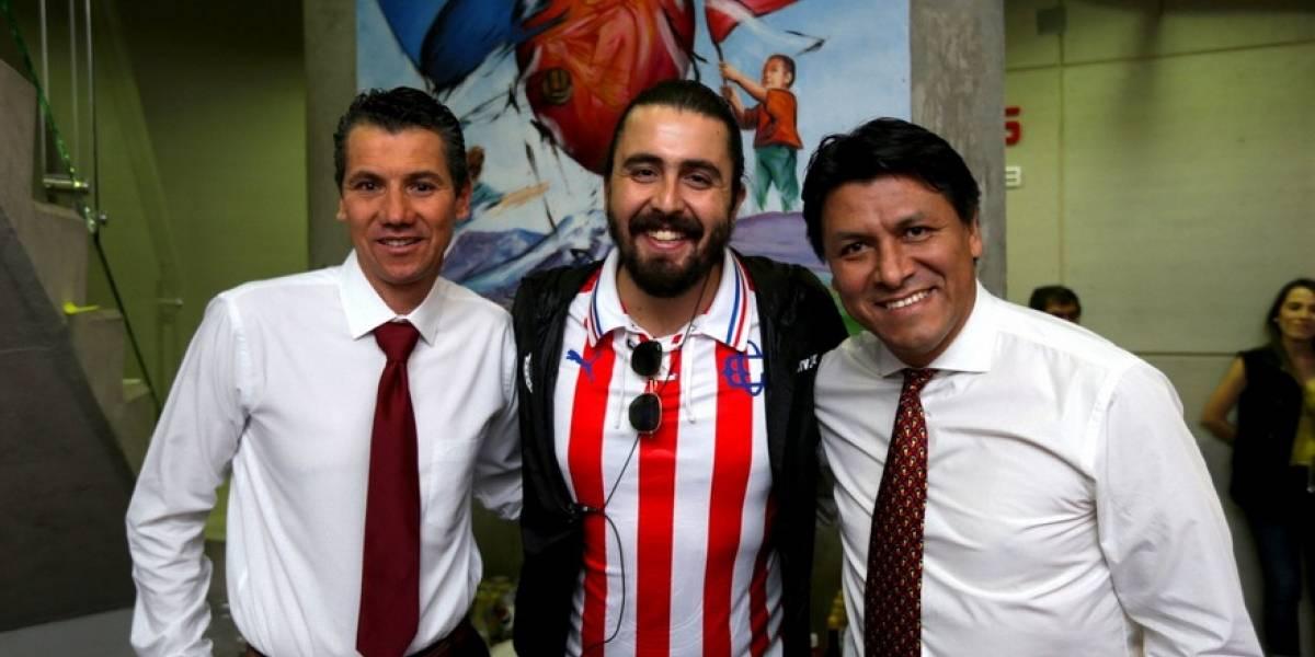 Amury Vergara asegura que adeudos con jugadores de Chivas están casi saldados