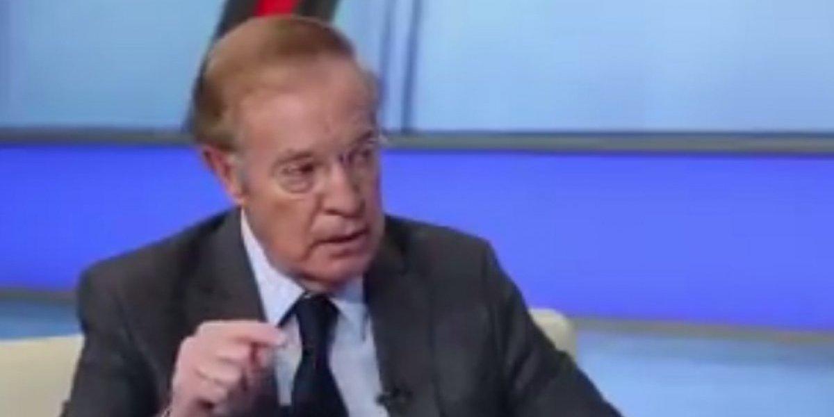 VIDEO: José Ramón Fernández no acepta el regreso de De Anda