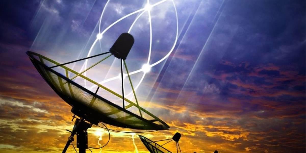 Captan extraña y única señal de radio 'extraterrestre'