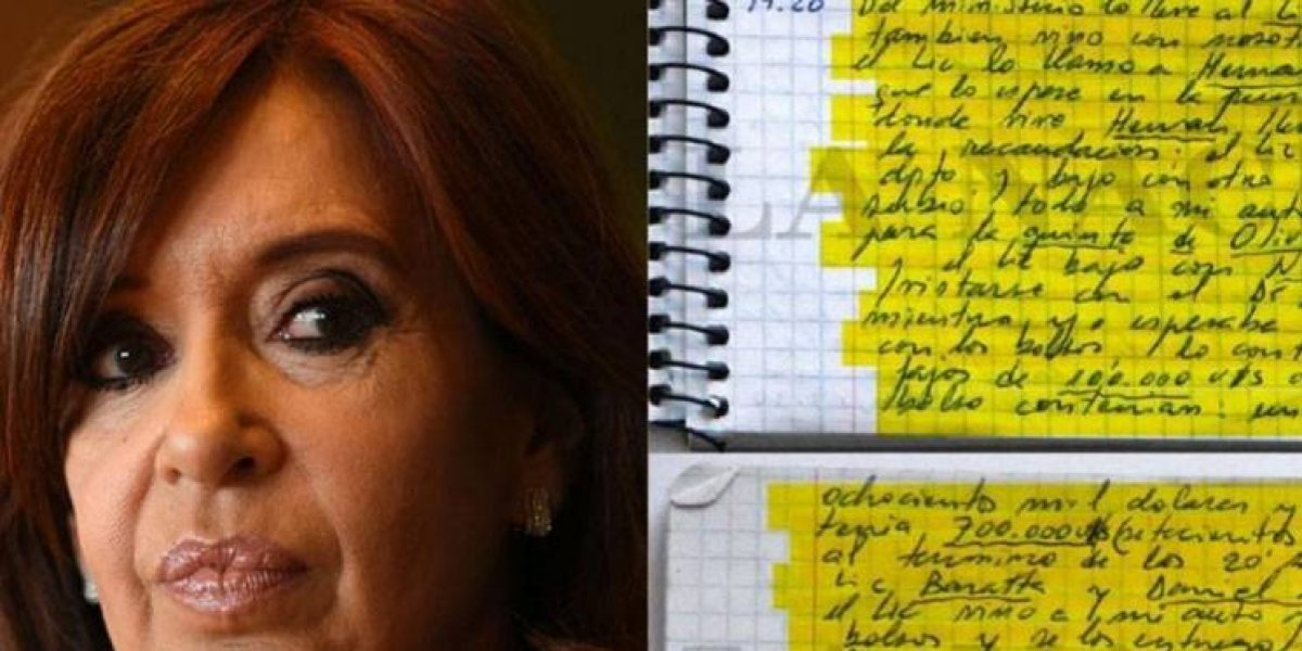 """Cuadernos K: el desfile de """"los arrepentidos"""""""