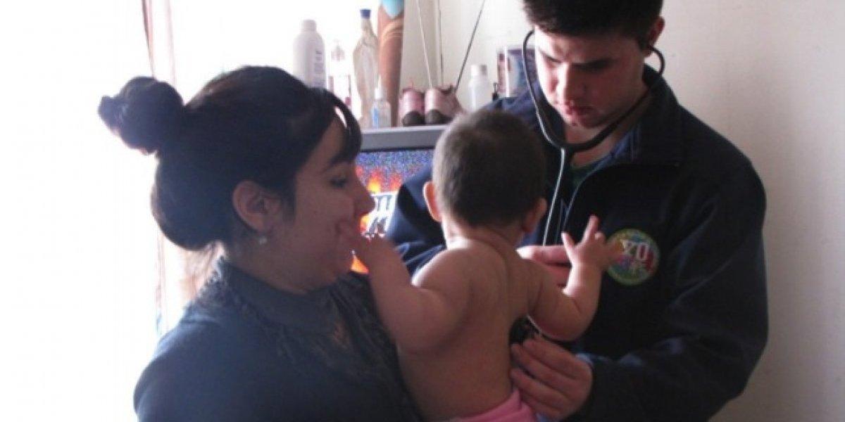 Kinesiólogos a domicilio: iniciativa busca fortalecer el sistema de salud en invierno