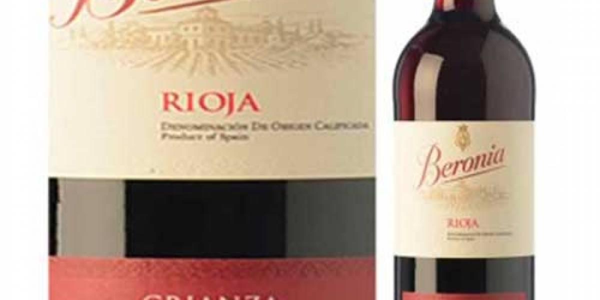 Vinos Beronia gana Oro en la 49 Edición Premios Internacionales de Vino y Bebidas Espirituales