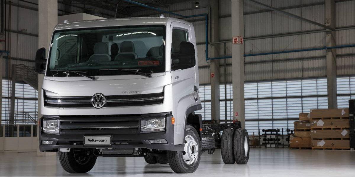 """Volkswagen abre el segmento """"city truck"""" con el Delivery 6.160"""