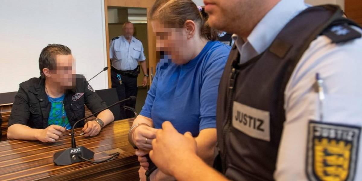 Alemã é condenada por alugar filho a pedófilos na internet