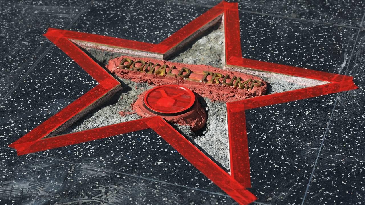 Mark Hamill propone cambiar la estrella de Donald Trump por la de Carrie Fisher