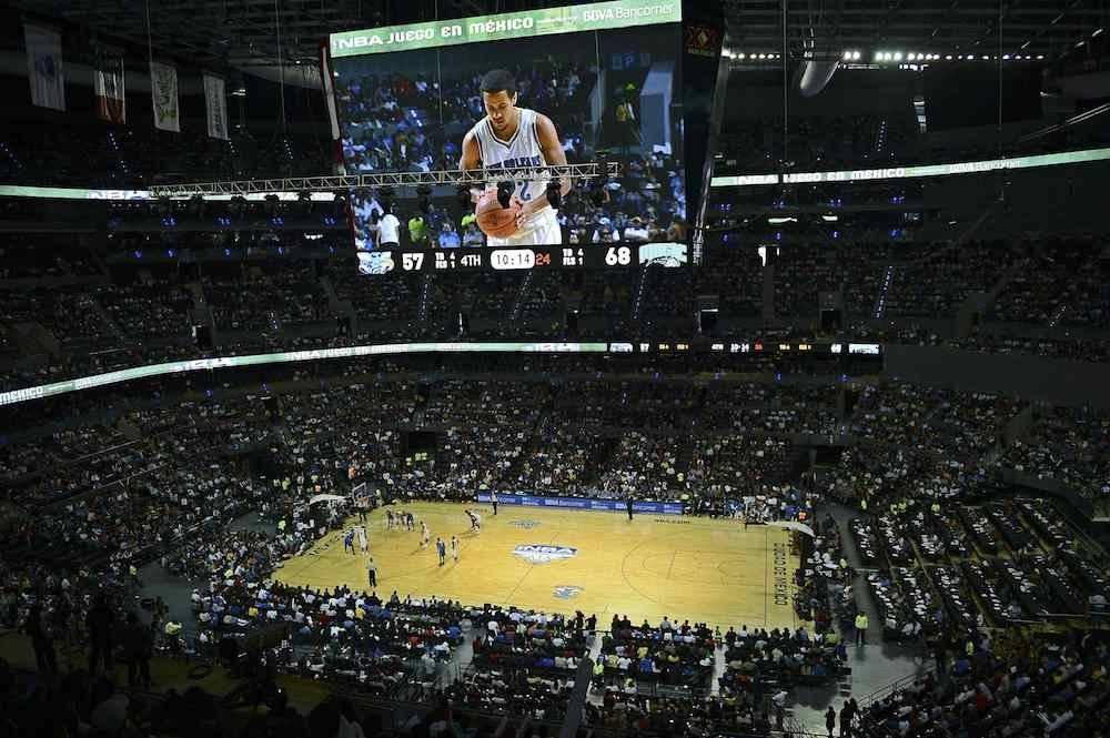 En México hay miles de seguidores de la NBA. / Mexsport