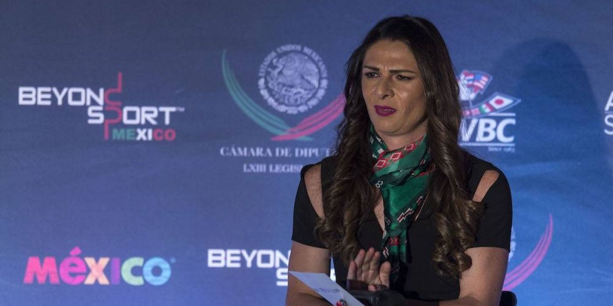 Ana Guevara señala que las becas de los atletas se redujeron por irregularidades