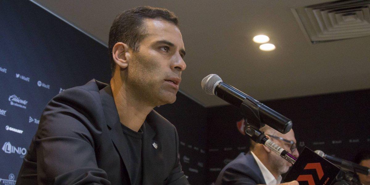 Márquez llega a la presidencia del Atlas sin miedo al puesto