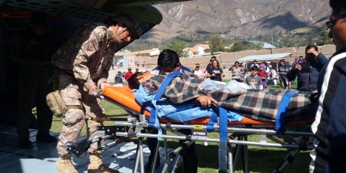 Comida contaminada mata pelo menos 9 pessoas que estavam em funeral no Peru