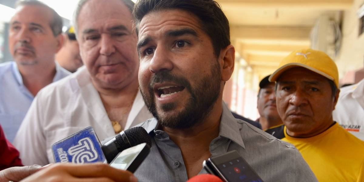 Dalo Bucaram sugiere debate entre José Francisco Cevallos y Carlos Luis Morales