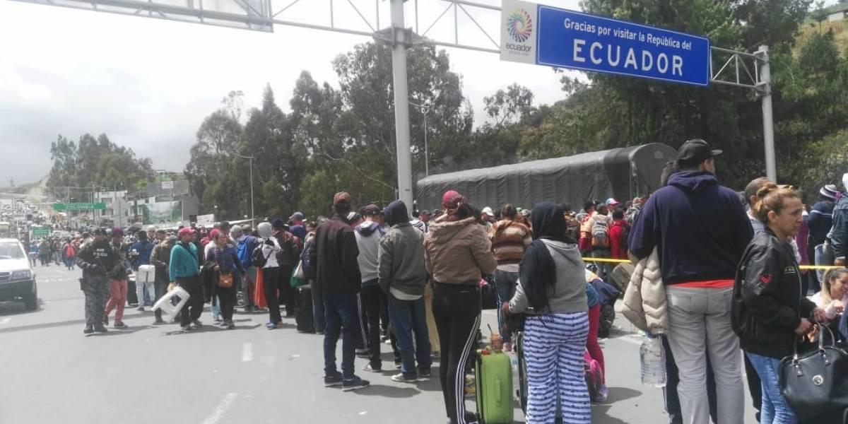 ¿Por qué los venezolanos ya no podrán ingresar a Ecuador solo con la cédula?