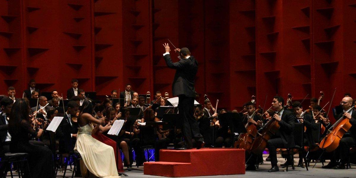 Orquesta Sinfónica Nacional inicia mañana Temporada de Conciertos 2018