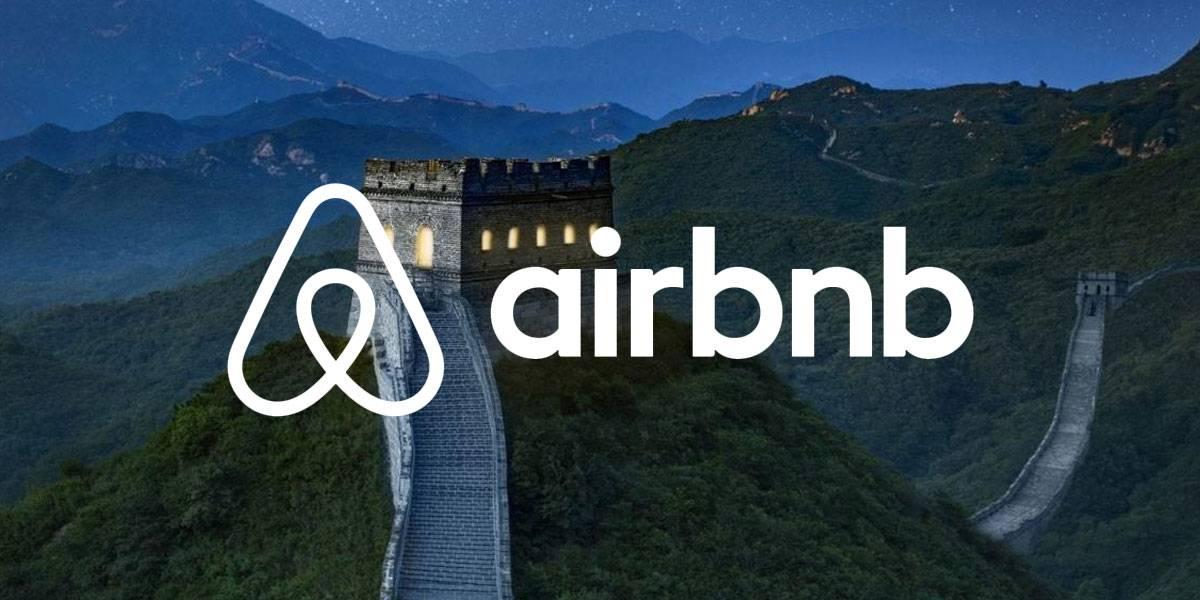 Airbnb hace concurso para dormir en la Gran Muralla y China enloquece