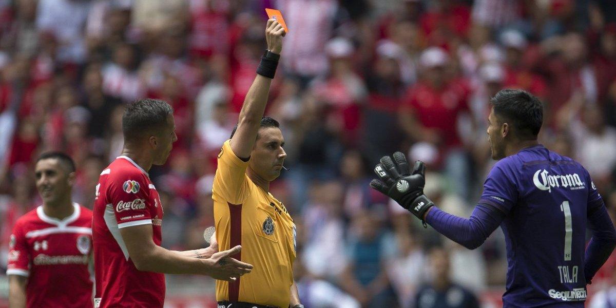 ¿Qué le dijo Talavera a César Ramos para que lo expulsara?