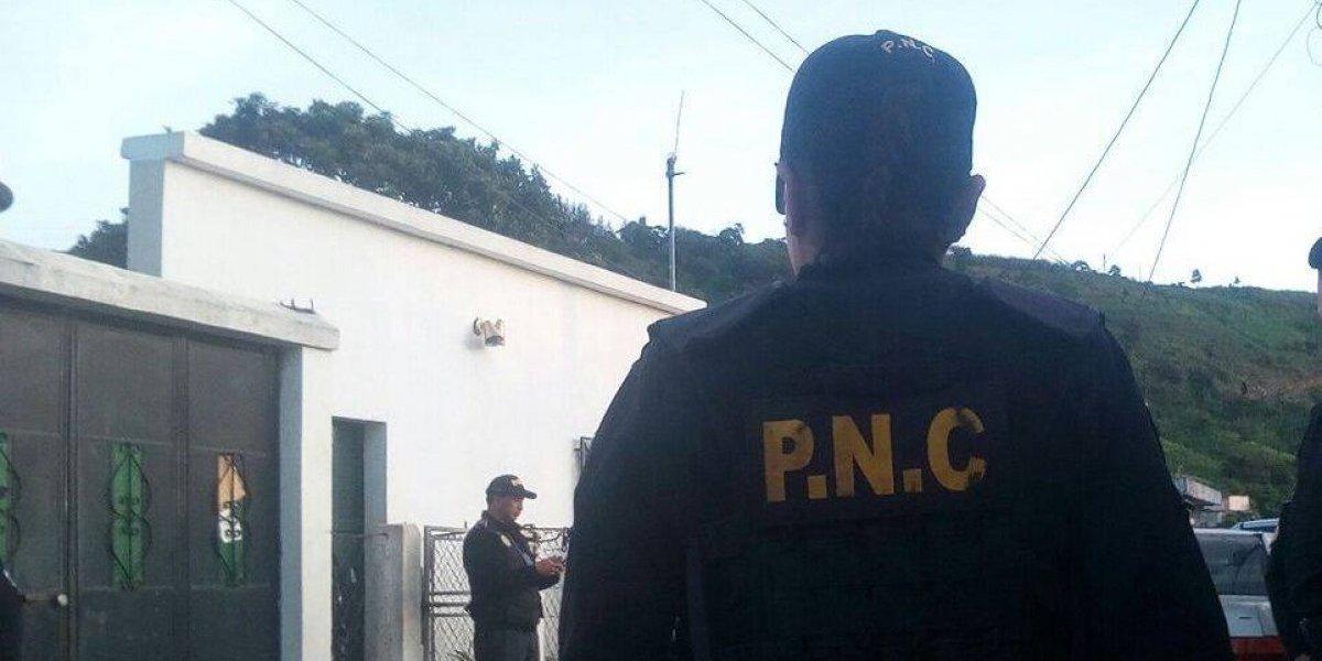 Fuerzas de seguridad buscan capturar a supuestos integrantes de pandillas