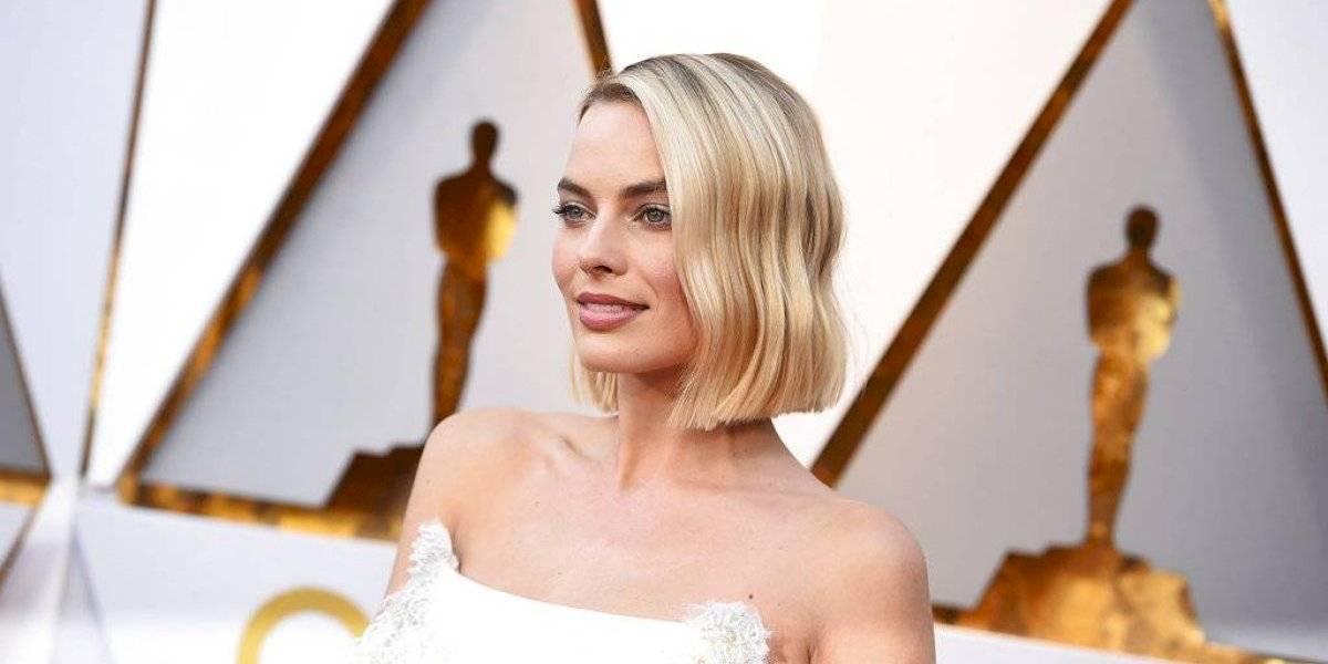 Otra víctima del Photoshop: la extraña foto de Margot Robbie