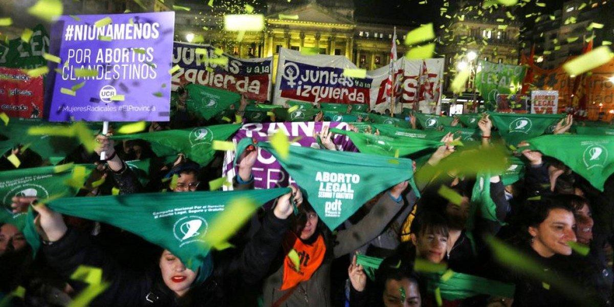 Legalización del aborto en Argentina movilizará al mundo este miércoles