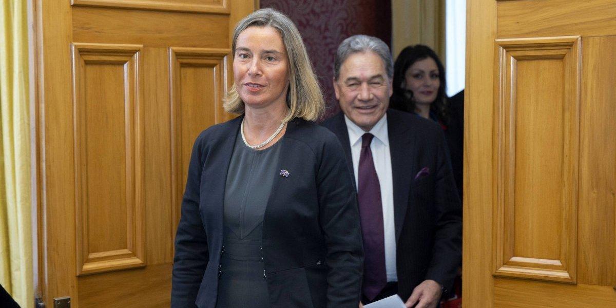 UE pide hacer más negocios con Irán pese a sanciones de EE.UU.