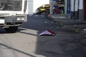 ataque armado contra camión recolector de basura en zona 5