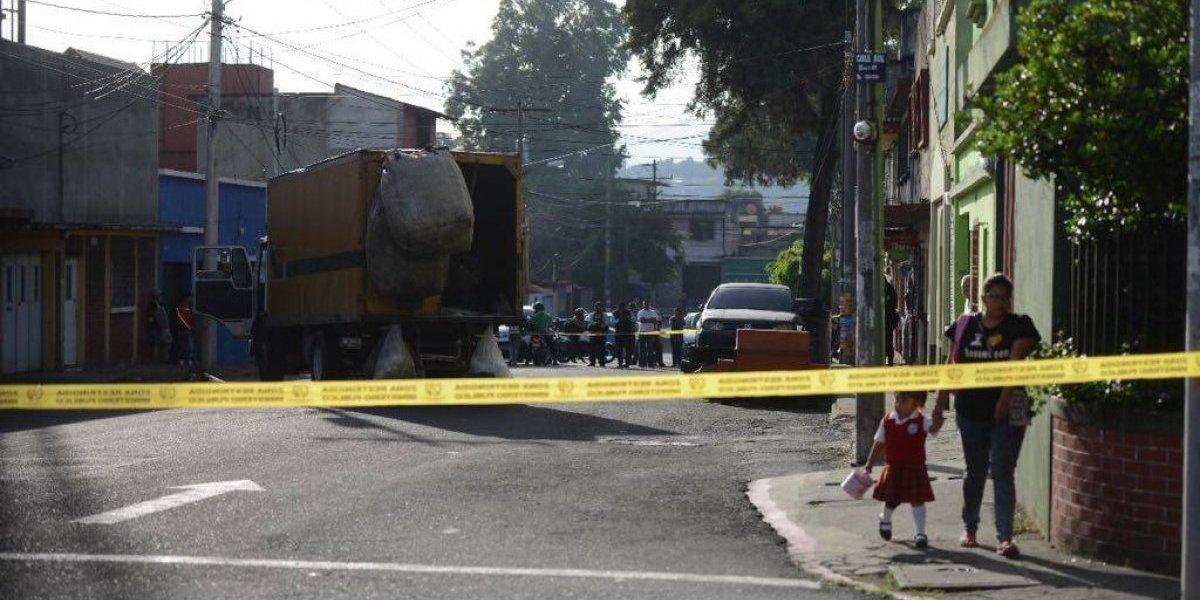 Dos hermanos recolectores han sido asesinados de la misma manera en la zona 5