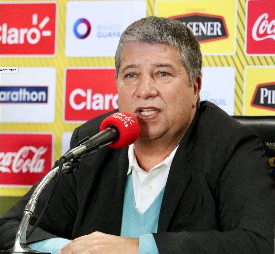 Los 22 convocados para la Selección de Ecuador por