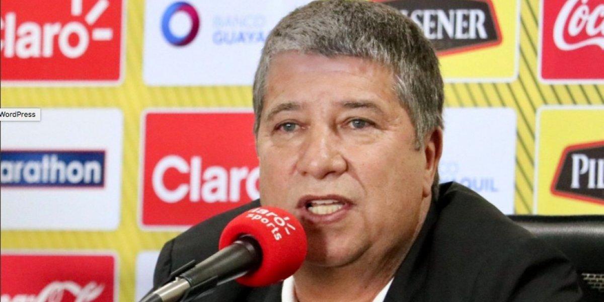 Los 22 convocados para la Selección de Ecuador por 'Bolillo' Gómez para el microciclo
