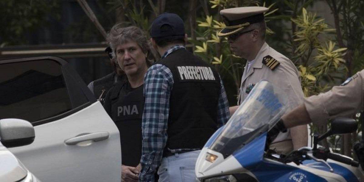 Se empieza a derrumbar el entorno K: Boudou es condenado a la cárcel