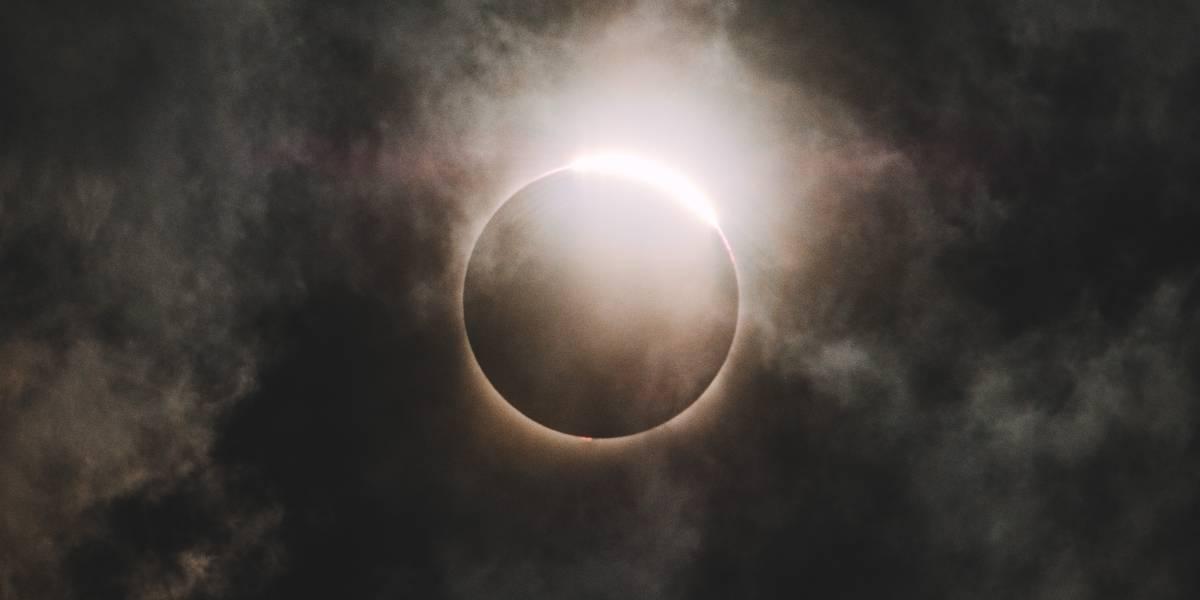 Estos son los lugares en los que será visible el eclipse solar