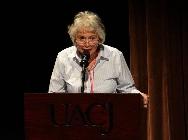 Olga Sánchez Cordero Foto: Notimex