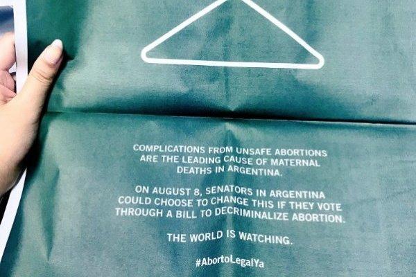 aborto Argentina New York Times