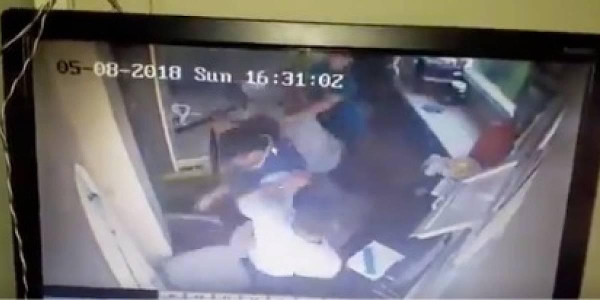 Jueza dictó prisión preventiva para dos miembros de la familia Roditti