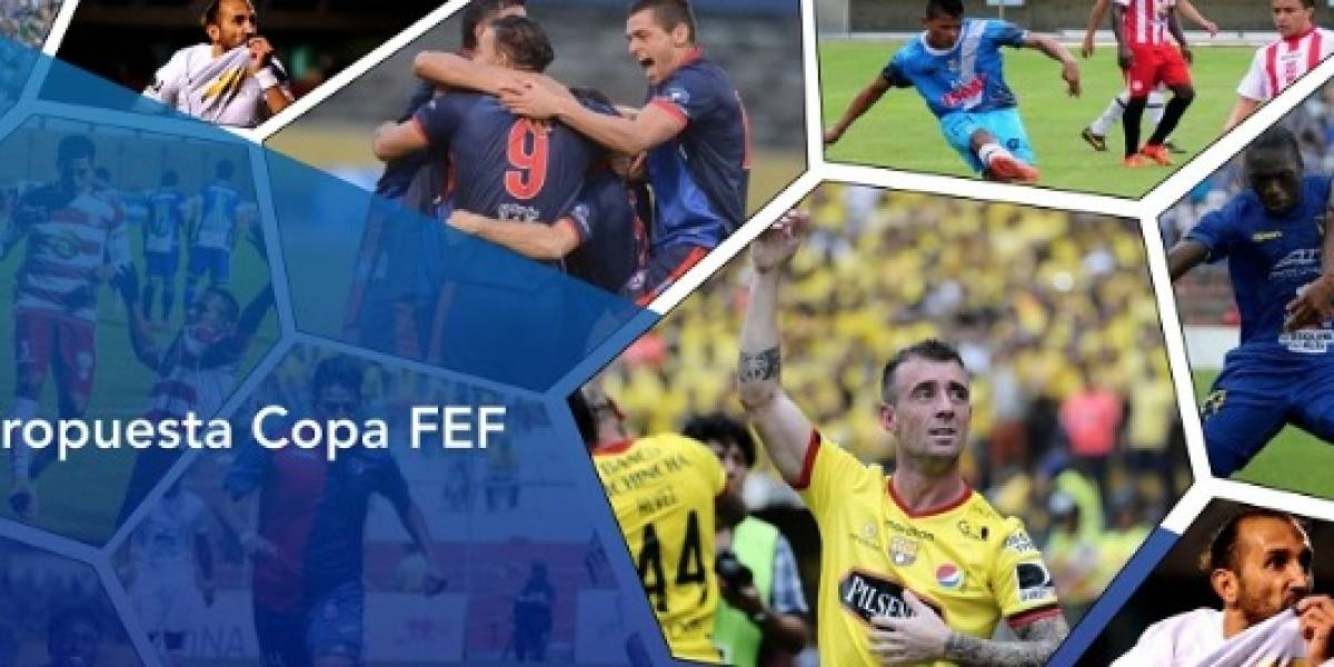 Sistema del Campeonato Ecuatoriano cambiará con la Copa Ecuador