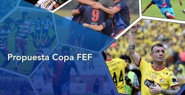 FEF presentó su propuesta para la Copa Ecuador: Se plantea un torneo con 50 equipos Twitter