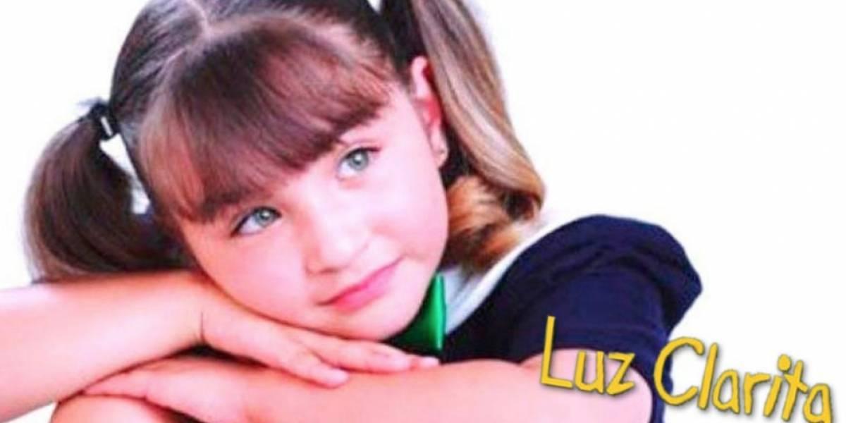 El radical cambio de Daniela Luján, actriz que interpretó a 'Luz Clarita'