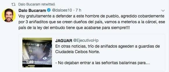 Twitter Dalo Bucaram