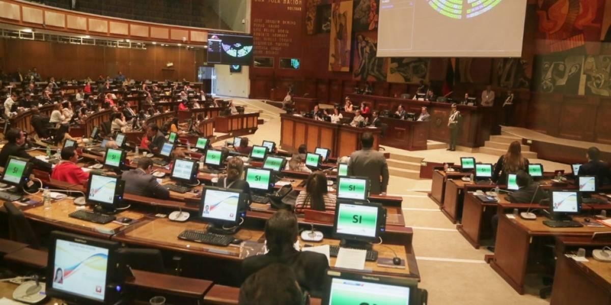 ¿Qué hizo la Asamblea Nacional en 150 días?