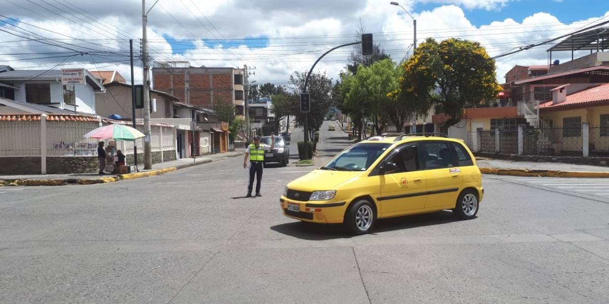 Cuenca aplica plan de contingencia por feriado