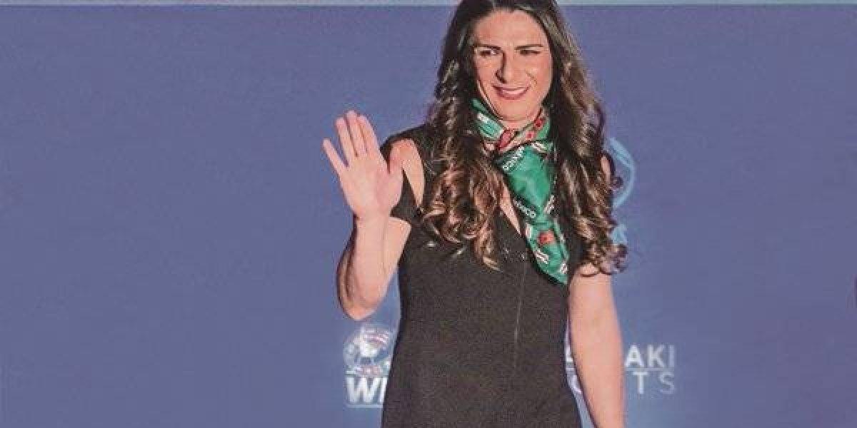 Deportistas felicitan a Ana Guevara por su nuevo nombramiento