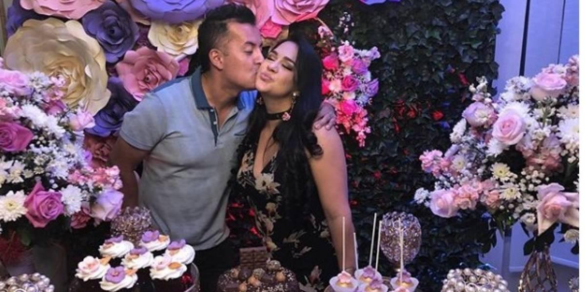 Así fue la fiesta de cumpleaños de Flor María Palomeque