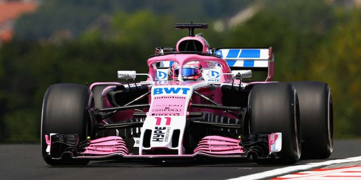 Escudería Force India se salva de la quiebra